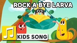 ROCK A BYE LARVA  | Nursery Rhymes | LARVA KIDS Songs for Children