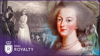 The Extravagant & Tragic Life Of Marie Antoinette | Scapegoat Queen | Real Royalty With Foxy Games