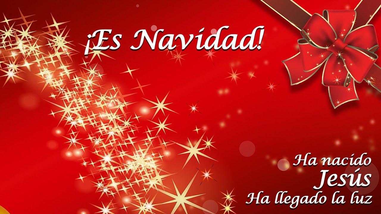 Fotos De Navidad Con Jesus.Ha Nacido Jesus Ha Llegado La Luz Feliz Navidad 2015