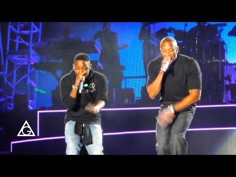 Kendrick Lamar Ft. Dr. Dre - The Recipe (Fan-Made Video)