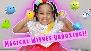 Cali Opens Magical Wishes Toys from TRUE and the Rainbow Kingdom