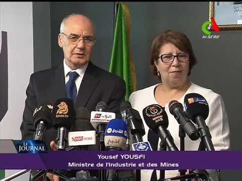 Youcef Yousfi: «aucune privatisation d'une entreprise ne sera faite sans l'accord de Bouteflika