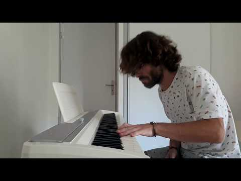 Pianist Performance / Djamy Ross / Piano Instrumental Hip Hop Rap Dubstep / One Shot Epic Piano