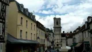 Clamecy sous préfecture de la Nièvre