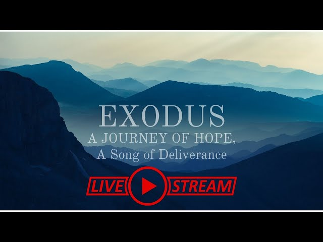 September 12, Pastor Amy, Exodus Sermon Series, A Song of Deliverance