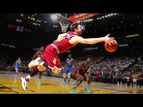 NBA Crazy Hustle Plays Moments