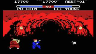 Yie Ar Kung Fu 2 - MSX Game - Part 1