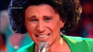 Евгений Крашенинников - I feel good (I got you) (James Brown) Большая перемена НТВ