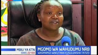 Polisi walionaswa wakimshambulia mwanafunzi wa chuo cha JKUAT wasimamishwa huku uchunguzi ukiendelea