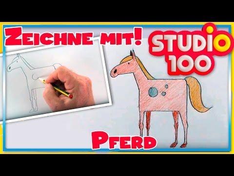 Pferd – Zeichnen lernen für Anfänger – Schritt für Schritt!