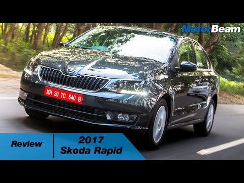2017 Skoda Rapid Review | MotorBeam
