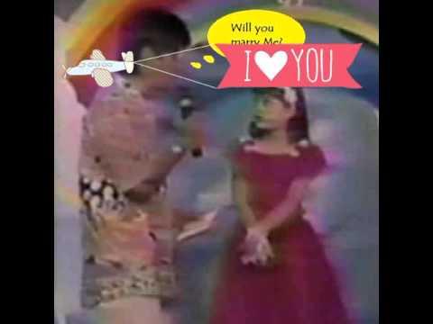 PAULEEN Luna & VIC Sotto love story   Aldub February 1 2016