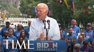 Joe Biden Calls North Korea's Kim Jong Un 'A Tyrant' | TIME