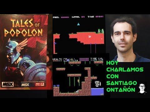 Hoy Charlamos con Santiago Ontañon (Brain Games)