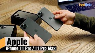 Gambar cover Обзор Apple iPhone 11 Pro и iPhone 11 Pro Max