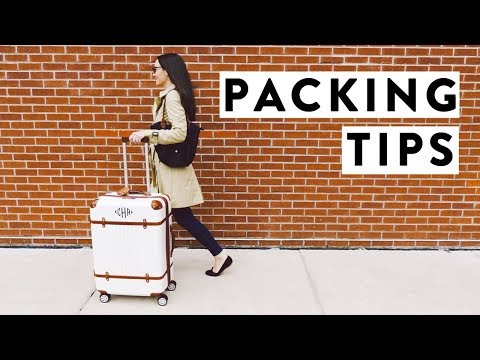 PACKING TIPS | How to pack for any trip