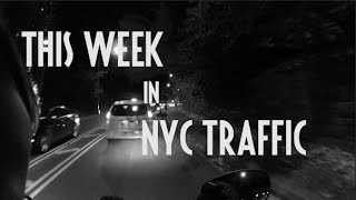 This Week in NYC Traffic on Moto Guzzi V7