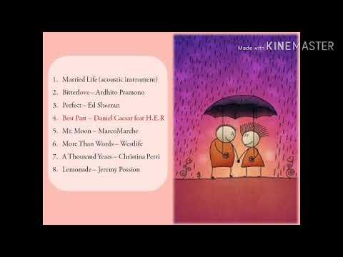 Lagu Romantis Untuk Backsound Video