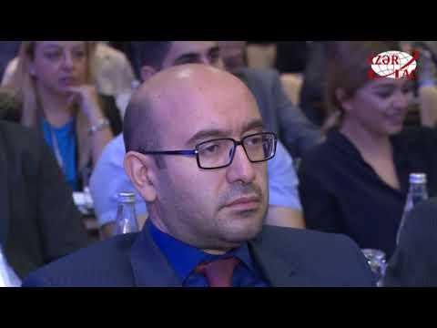 """VII """"Caspian Energy Forum Baku 2018"""" işə başlayıb"""