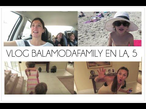 VLOG 5 Balamodafamily Malibu ultimos dias y cine de verano