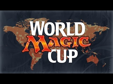 2016 World Magic Cup Day Two Stage 1,  Round 2 (Unified Modern): United States vs. France
