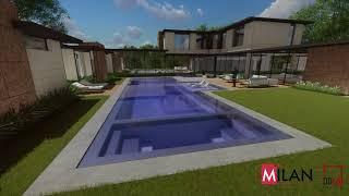 Luxury Custom Home Builders  N Highland Park And Preston Hollow Dallas - Milan Design Build