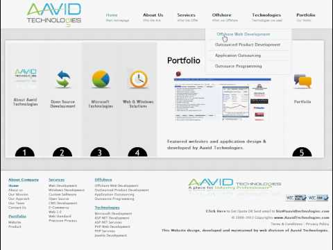 Aavid Technologies - Software Outsourcing and Offshore Web Development Company