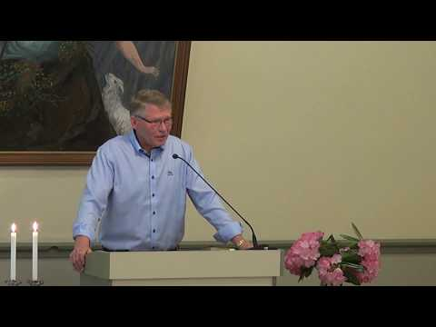 2017.06.05 Arne Jørgensen, Nikodemus Kom Til Jesus Om Natta, Joh 3:1-15