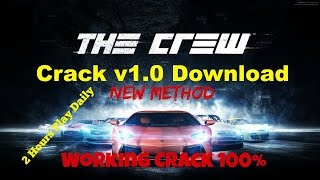 The Crew Working Crack Working 100% New Method | Crack V1.0 Free Download