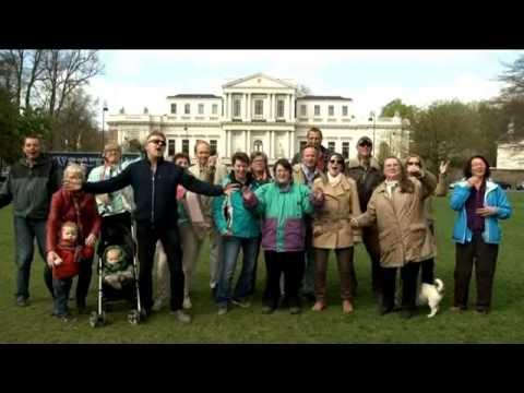 Videoclip koningsnummer 'Wij zijn Noord-Holland'
