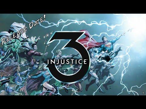 Injustice 3 Release Date!?