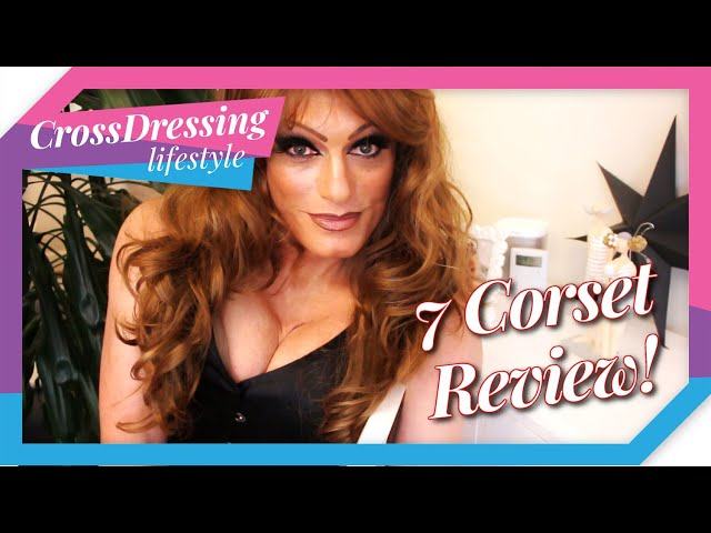 Crossdressing - Everything You Need To Know About Overbust Corsets | Seven corsets from Corset Story