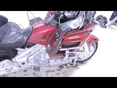 Honda GL 1800 Goldwing used motorcycle parts for sale