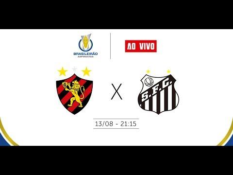 Brasileirão de Aspirantes 2018: Sport (PE) x Santos (SP)