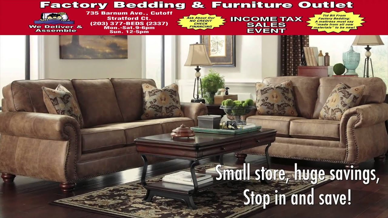 Factory Bedding And Furniture Outlet Stratford, CT   YouTube