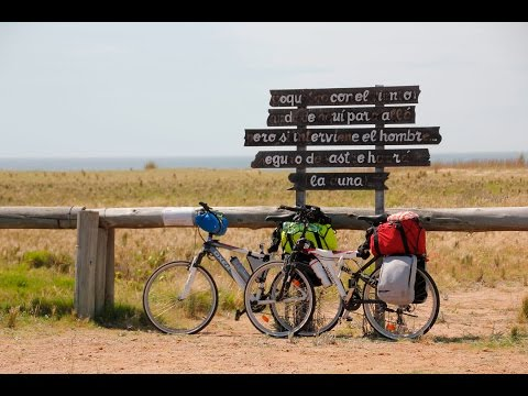 Bike Trip Uruguay - Montevideo - Chui-BR [GoPro]