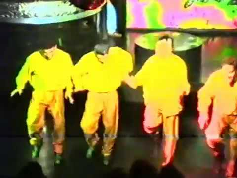 Billboard  all-age  1991 & Chasers 1992 'Fat' Tmade performance  (Melbourne Australia)