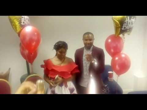 Ukachukwu Okorie Toast @ Pastor Ifey Stanley Odigbo Birthday