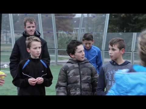 Video kunstgrasveld Krimpen a/d IJssel