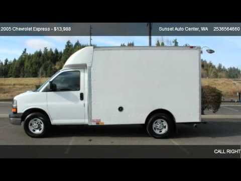 2005 chevrolet express 3500 cutaway for sale in bonney lake 2005 chevrolet express 3500 cutaway for sale in bonney lake sunset rvtruck center wa sciox Gallery