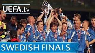 2017 UEFA Europa League final in Stockholm... Previous finals in Sweden