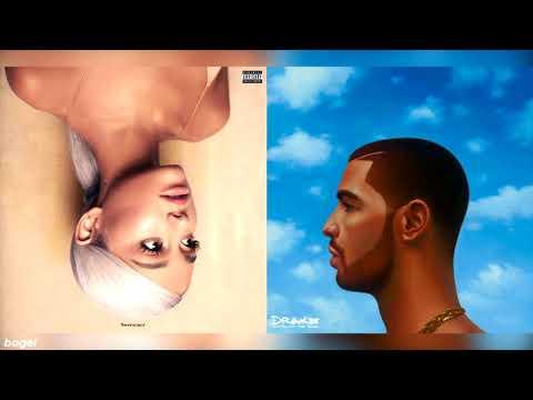 Breathin / Hold On We're Going Home - Ariana Grande + Drake Ft Majid Jordan (mashup)