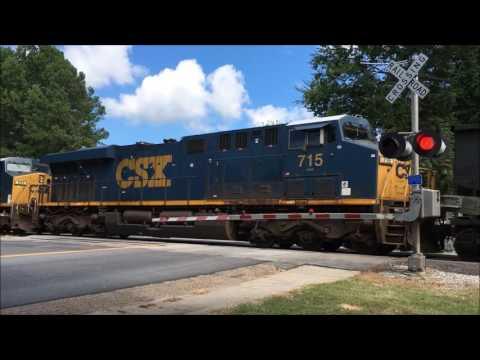 Railfanning The CSX Peninsula Subdivision...