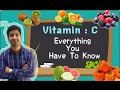 (English) VITAMIN C | ASCORBIC ACID | SOURCES | DEFICIENCY