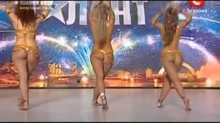 Украина мае талант 3   Гала концерт   Подборка  Танцы