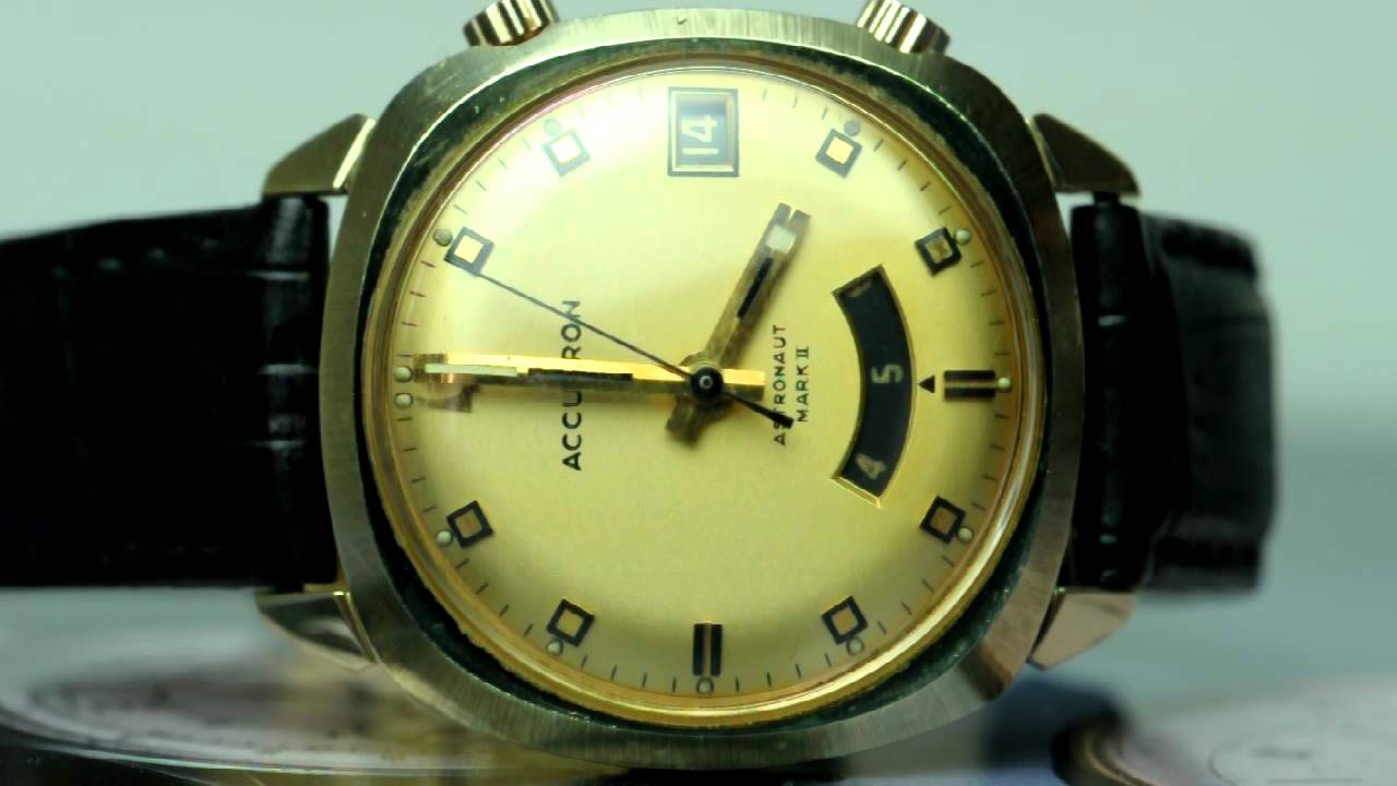 1960s Bulova Accutron Astronaut (page 2) - Pics about space