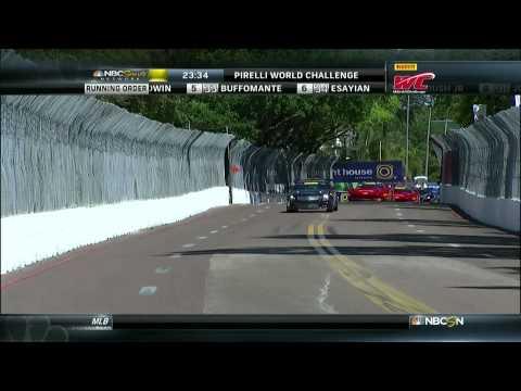 2014 Pirelli World Challenge at St. Petersburg on NBC Sports Network