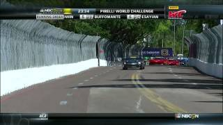 2014 Pirelli World Challenge at St. Petersburg on NBC Sports Network