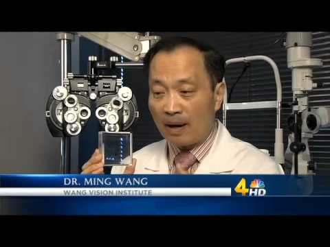 Wang Vision Center's 3D Laser Kamra Surgery 6/26 /2015