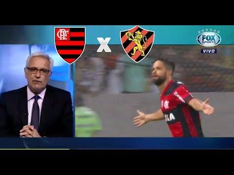 Noticias de Flamengo x Sport quem podera ser titular 16/09/2017